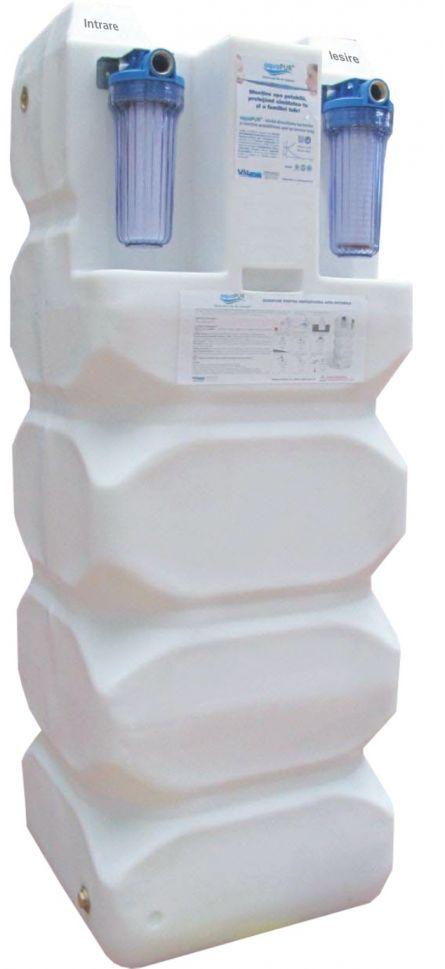 Sistem AquaPur de filtrare stocare si pompare a apei FSP 500 litri