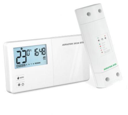Termostat de ambianta fara fir Auraton 2030 RTH