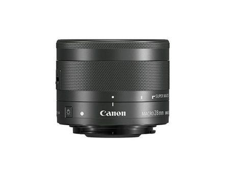 LENS CANON EF-M 28MM f/3.5 Macro STM