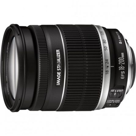 LENS CANON EF-S 18-200 MM 1:3.5-5.6 IS