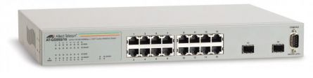 ATI SW 16P GB 2SFP L2 WEBSM ECO