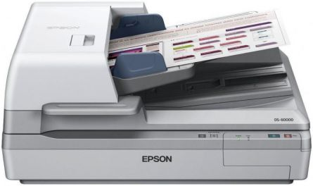 EPSON DS-600000 A4 SCANNER