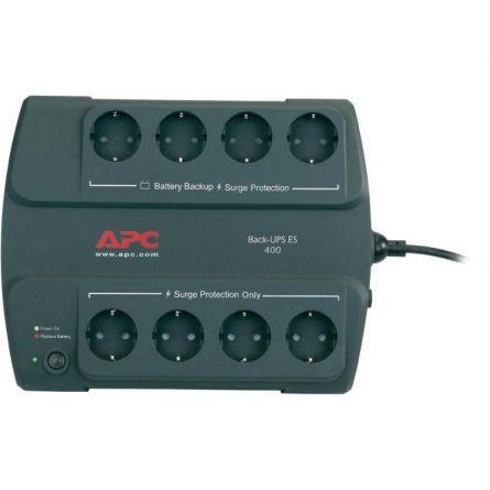 APC BACK-UPS ES 400VA