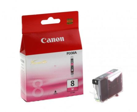 CANON CLI-8M MAGENTA INKJET CARTRIDGE