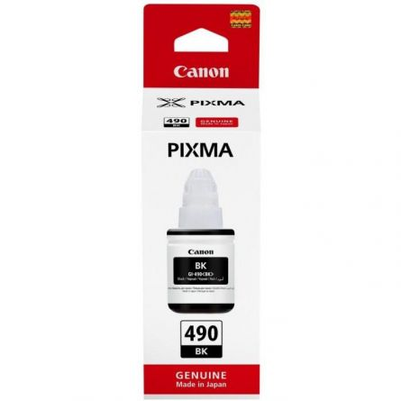 CANON GI-490 BLACK INKJET BOTTLE