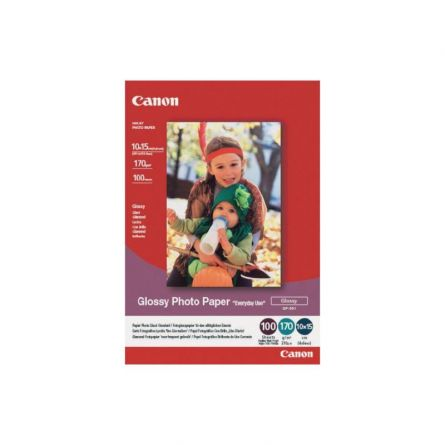 CANON GP-501 10X15 GLOSSY PHOTO PAPER
