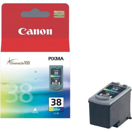 CANON CL-38 COLOR INKJET CARTRIDGE