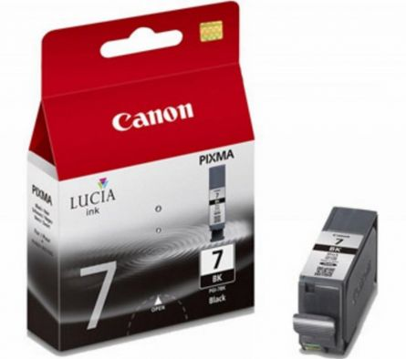 CANON PGI-7B BLACK INKJET CARTRIDGE