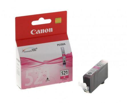 CANON CLI-521M MAGENTA INKJET CARTRIDGE