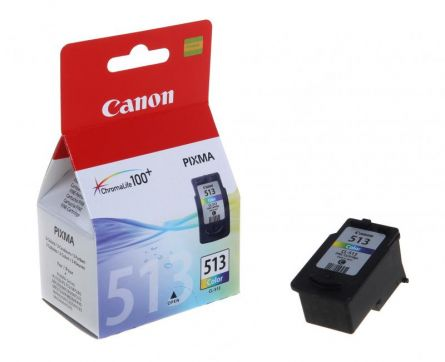 CANON CL-513 COLOR INKJET CARTRIDGE