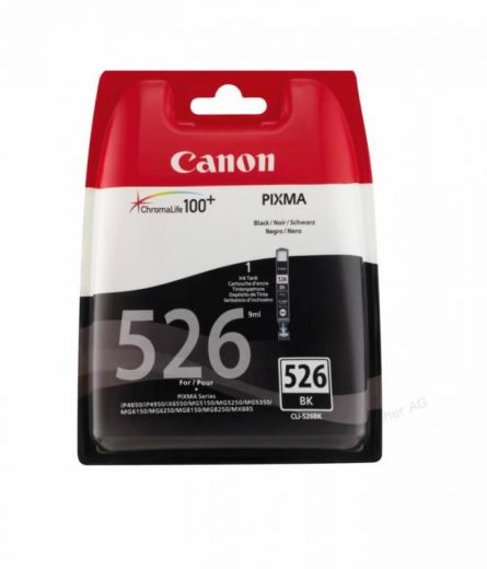 CANON CLI-526B BLACK INKJET CARTRIDGE