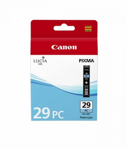 CANON PGI-29PC PH CYAN INKJET CARTRIDGE