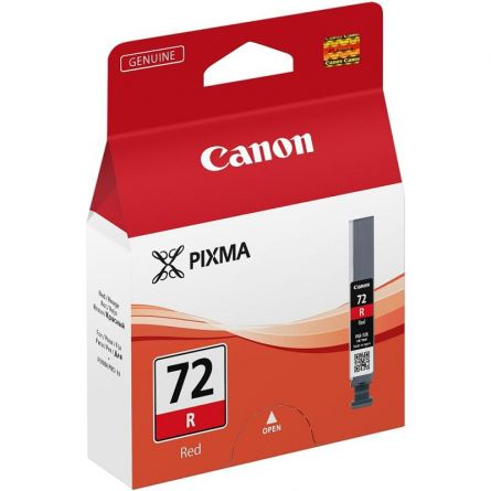CANON PGI-72R RED INKJET CARTRIDGE