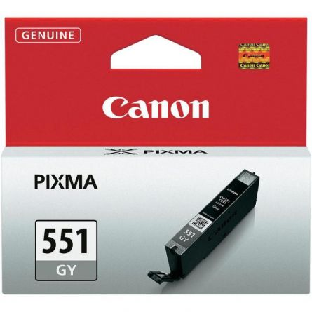 CANON CLI-551XLGY GREY INKJET CARTRIDGE