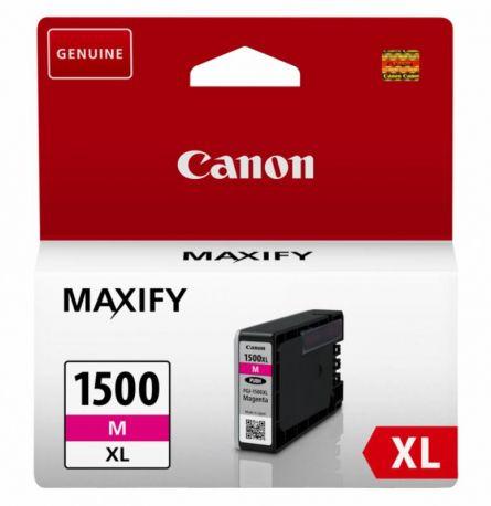 CANON PGI1500XLM MAGENTA INK CARTRIDGE