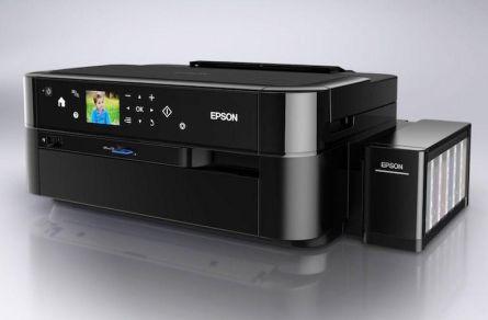 EPSON L850 CISS COLOR INKJET MFP
