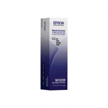 EPSON S015339 BLACK RIBBON