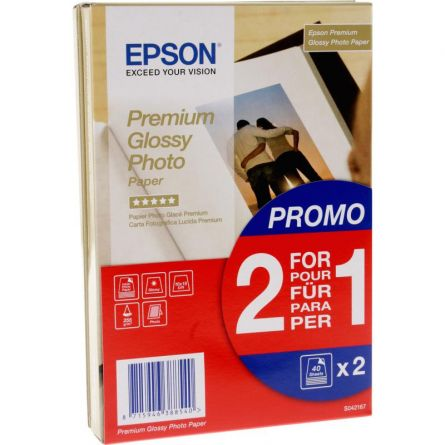 EPSON S042167 10X15 GLOSSY PHOTO PAPER