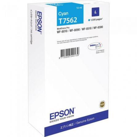 EPSON T75624 CYAN INKJET CARTRIDGE