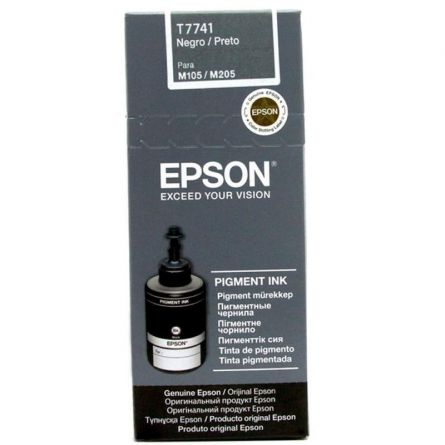 EPSON T7741 BLACK INKJET BOTTLE