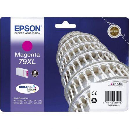 EPSON 79XL MAGENTA INKJET CARTRIDGE