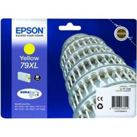 EPSON 79XL YELLOW INKJET CARTRIDGE