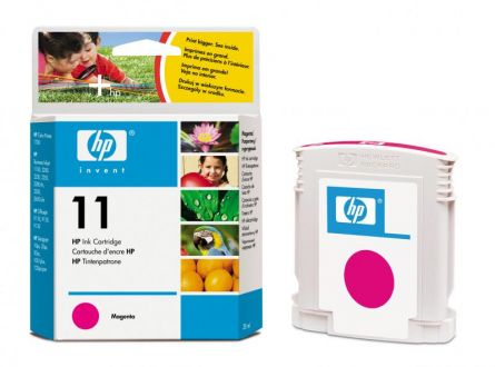 HP C4837A MAGENTA INKJET CARTRIDGE