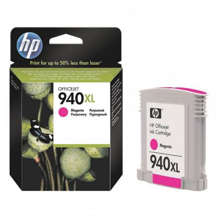 HP C4908AE MAGENTA INKJET CARTRIDGE