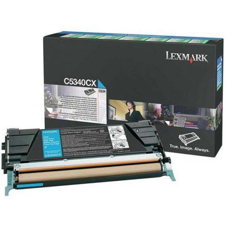 LEXMARK C5340CX CYAN TONER