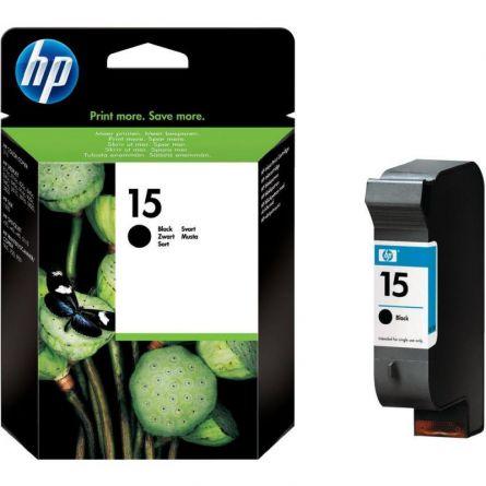 HP C6615DE BLACK INKJET CARTRIDGE