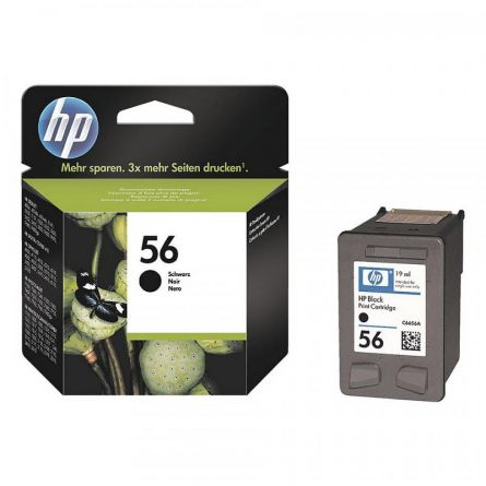 HP C6656AE BLACK INKJET CARTRIDGE