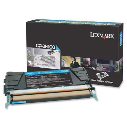 LEXMARK C748H1CG CYAN TONER