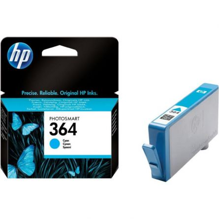 HP CB318EE CYAN INKJET CARTRIDGE