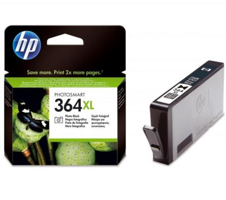 HP CB322EE BLACK INKJET CARTRIDGE