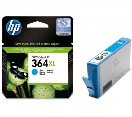 HP CB323EE CYAN INKJET CARTRIDGE