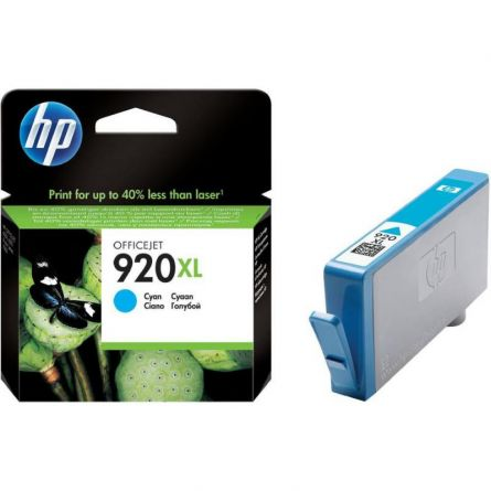 HP CD972AE CYAN INKJET CARTRIDGE