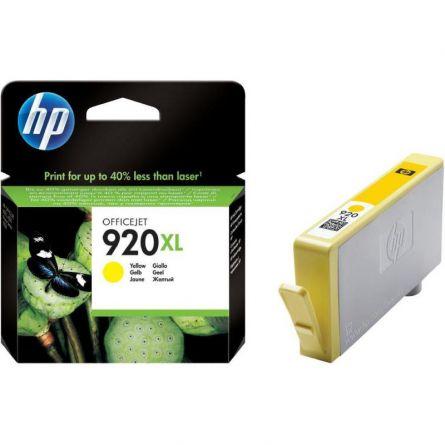 HP CD974AE YELLOW INKJET CARTRIDGE