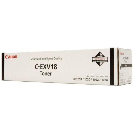 CANON CEXV18 BLACK TONER CARTRIDGE
