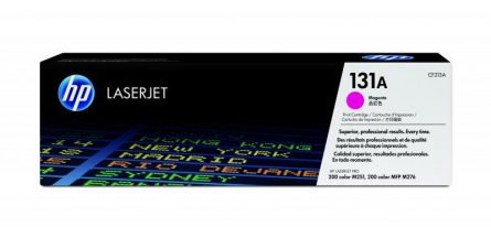 HP CF213A MAGENTA TONER CARTRIDGE
