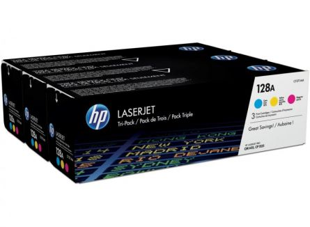 HP CF371AM C/M/Y TONER CARTRIDGE
