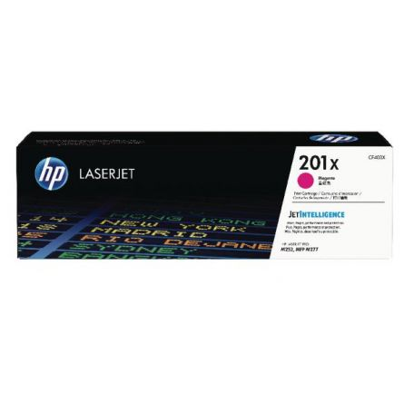 HP CF403X MAGENTA TONER CARTRIDGE