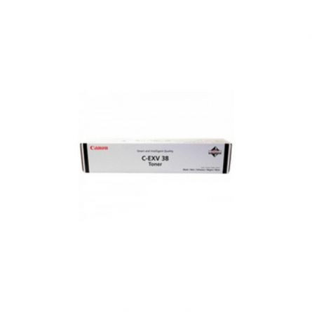 CANON CEXV38B BLACK TONER CARTRIDGE
