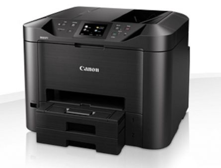 CANON MB5450 A4 COLOR INKJET MFP