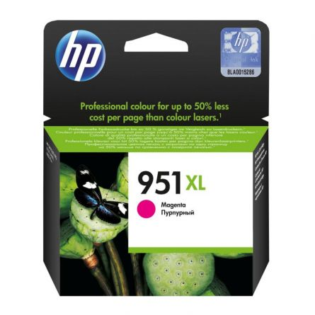 HP CN047AE MAGENTA INKJET CARTRIDGE