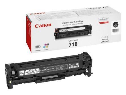 CANON CRG718BTWIN BLACK TONER CARTRIDGE