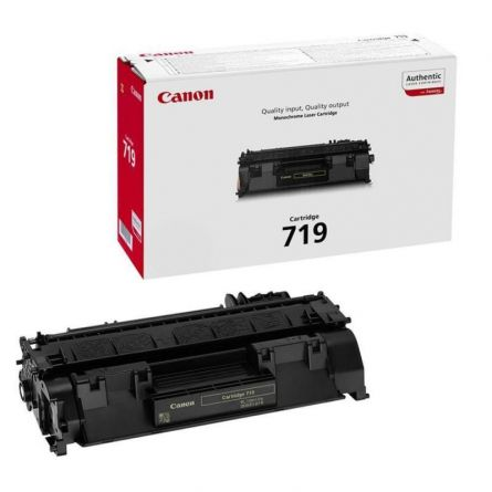 CANON CRG719 BLACK TONER CARTRIDGE