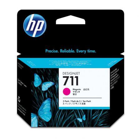 HP CZ135A MAGENTA INKJET CARTRIDGE