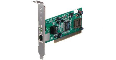 DLINK NIC PCI GB WOL