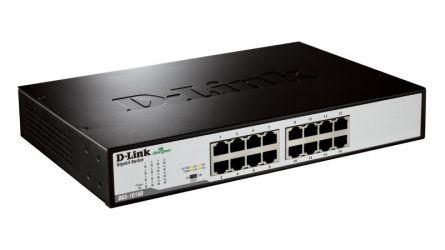 DLINK SW 16P-GB UNMNGD DESK