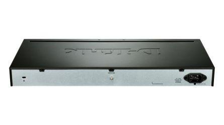 DLINK SW 16P-GB 4CMB SMART RM